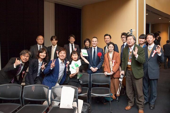 5オーラルピースジャパンベンチャーアワード2015